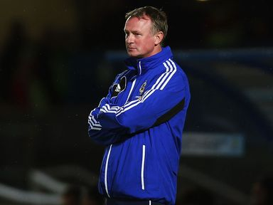 O'Neill: Northern Ireland friendly in doubt against Chile
