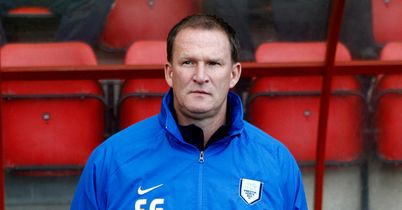 Simon Grayson: Hoping to steer PNE towards promotion