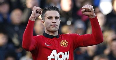 Robin van Persie: Leading Dutch goalscorer in Premier League