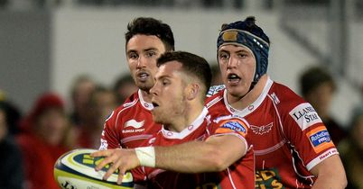 Munster beaten at Scarlets