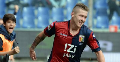 Kucka injury blow for Genoa