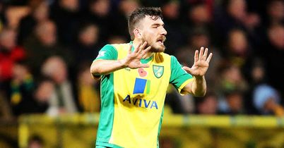 Robert Snodgrass: Norwich City winger sidelined with a knee injury
