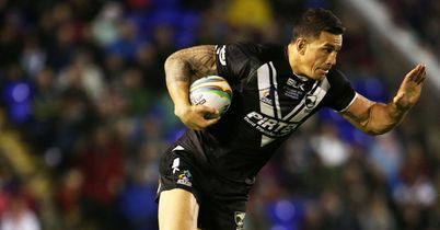 Sonny Bill lands top honour