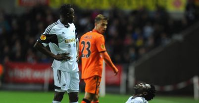Wilfried Bony: Faces long spell on sidelines with hamstring injury
