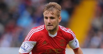 Luke Shaw: Not for sale say Southampton