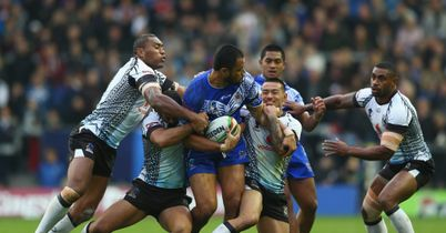 Fiji too strong for Samoa