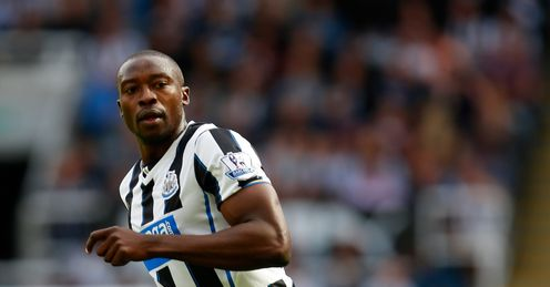 Shola Ameobi: Not a target for Hull