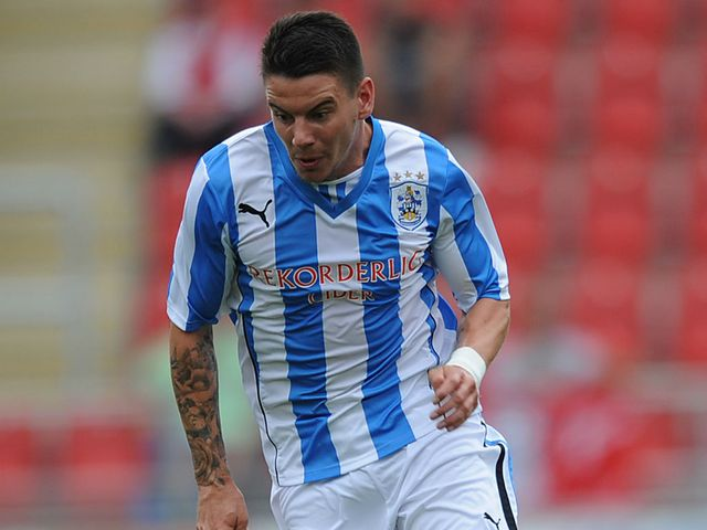 Adam Hammill: One of the scorers for the Terriers