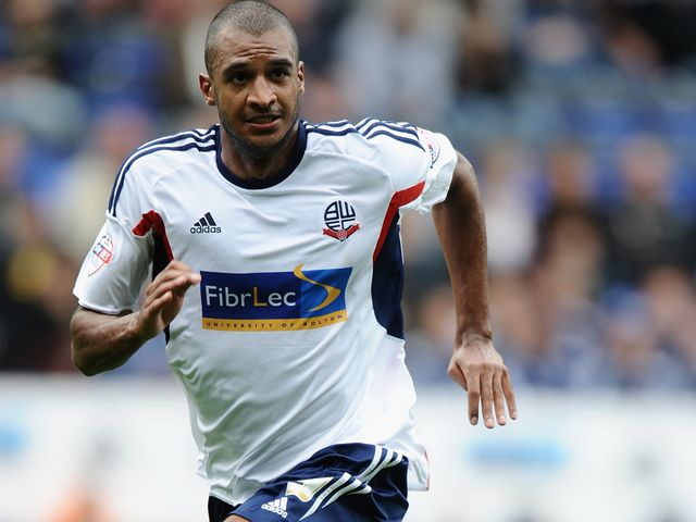 David Ngog: Rescued a late point for Bolton