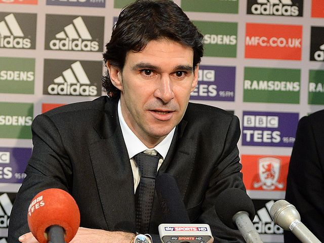 Aitor Karanka: Boro have won five of their last six league matches