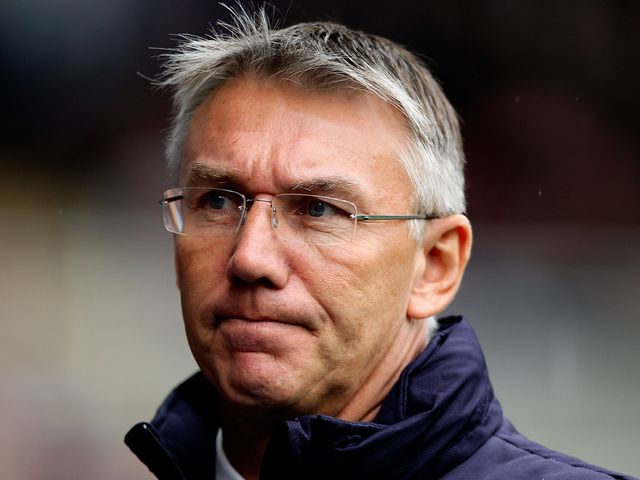 Nigel Adkins: Full of praise for his players
