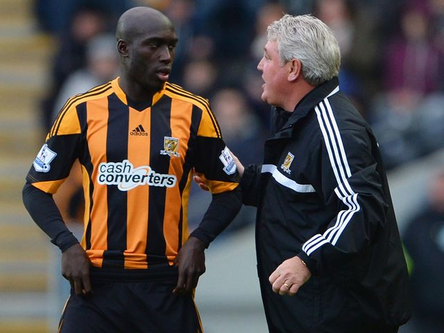Yannick Sagbo: Likely to start for Hull