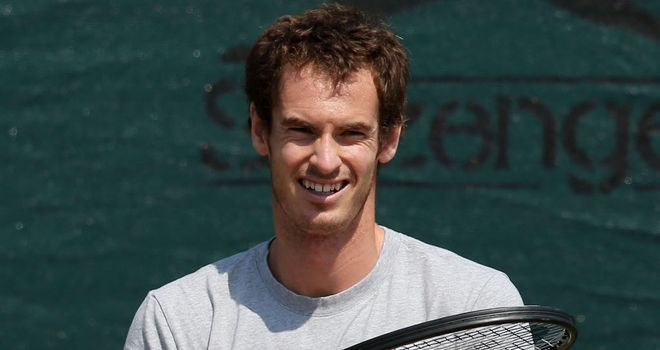 Andy Murray: Abu Dhabi comeback for Wimbledon champion