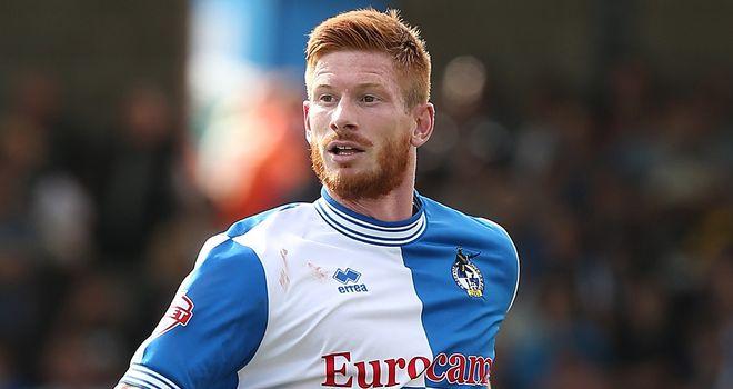 Matt Harrold: Could make Rovers return