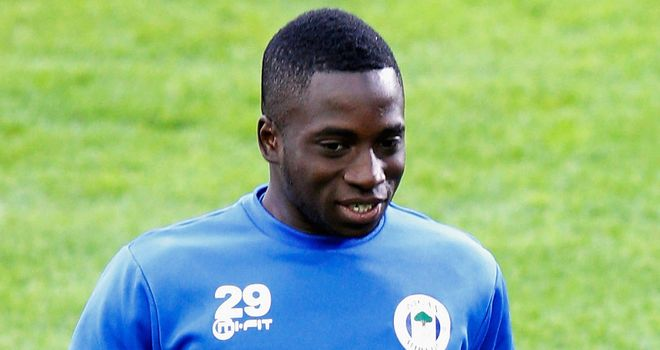 Nouha Dicko: Fourth goal in as many starts