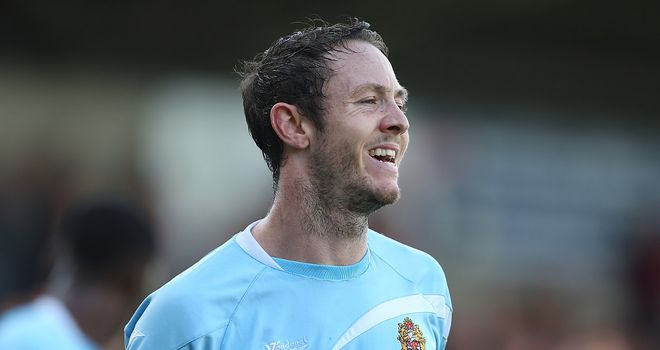 Rhys Murphy: Earned the Daggers a share of the spoils