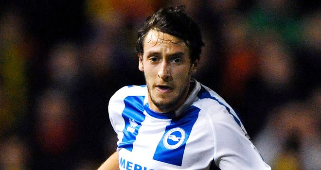 Will Buckley: Double delight for Brighton
