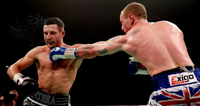 You can watch Froch-Groves as part of our Boxing Day box-fest