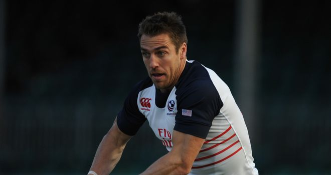 Chris Wyles: Saracens star on target for the United States