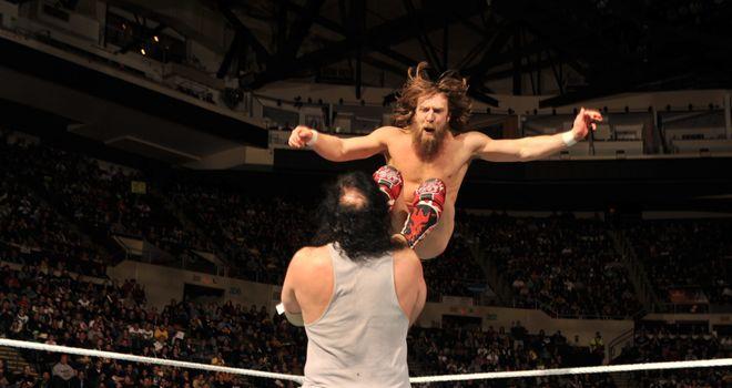 Daniel Bryan will fight all three members of The Wyatt Family at TLC