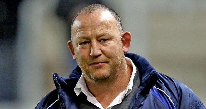 Steve Diamond: Satisfied with victory against Worcester