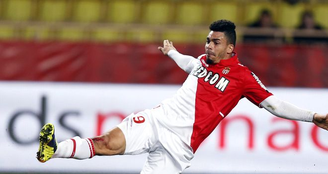 Emmanuel Riviere in action for Monaco