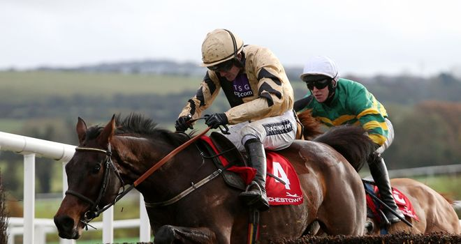 Felix Yonger: Lines up at Navan