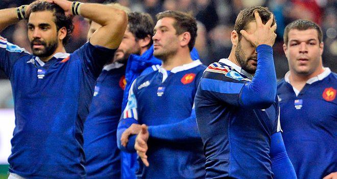 Florian Fritz (centre): Back in France line-up