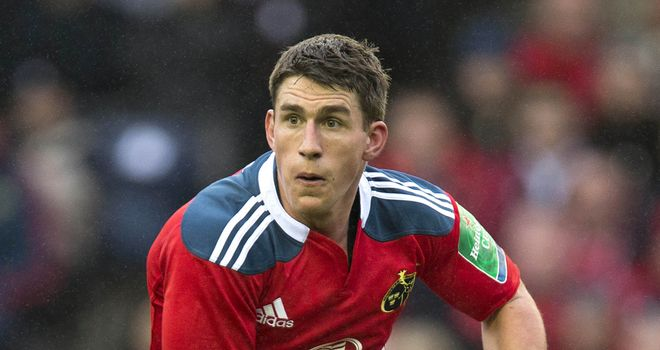 Ian Keatley: Six penalties for the visitors