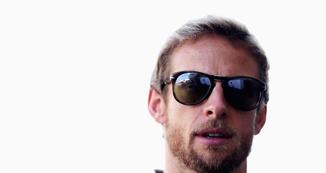 Jenson Button remains McLaren's experienced team leader
