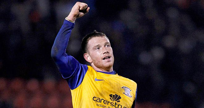 Joe Garner: At the double for North End