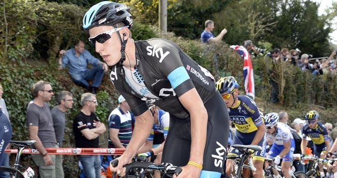 Edmondson: Gained experience in big races
