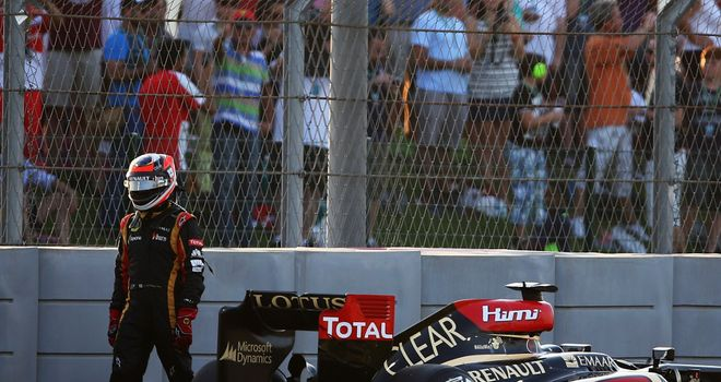 Kimi Raikkonen: Looks set to contest the final two races of the season