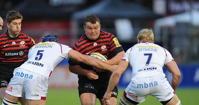 Matt Stevens: Born in Durban