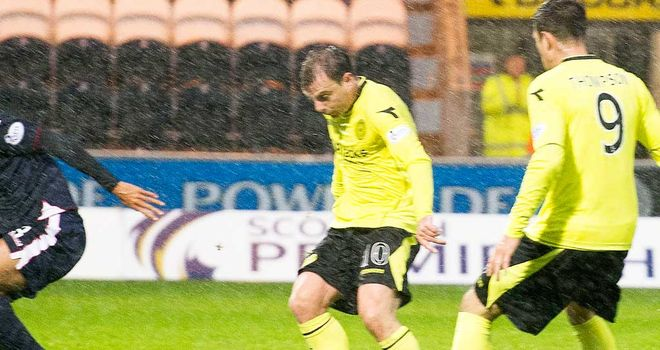 Paul McGowan: Netted before match was abandoned
