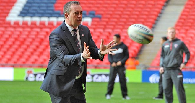 Steve McNamara: England coach refused to elaborate on his position