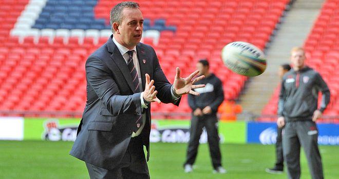 Steve McNamara: England coach refused to elaborate on his position