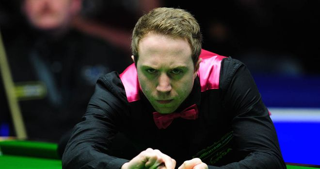 Michael Wasley: The Gloucester potter battled past hot favourite Ding Junhui