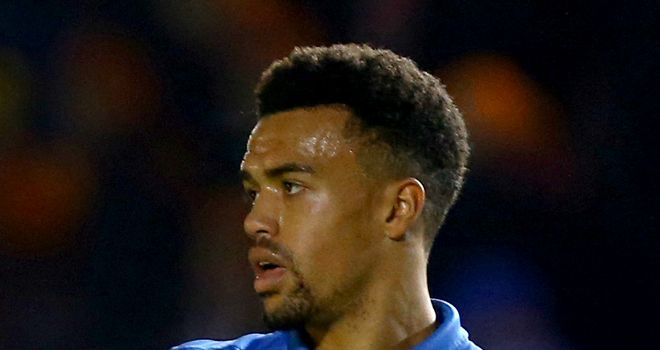 Nicky Ajose: Bagged the winning goal