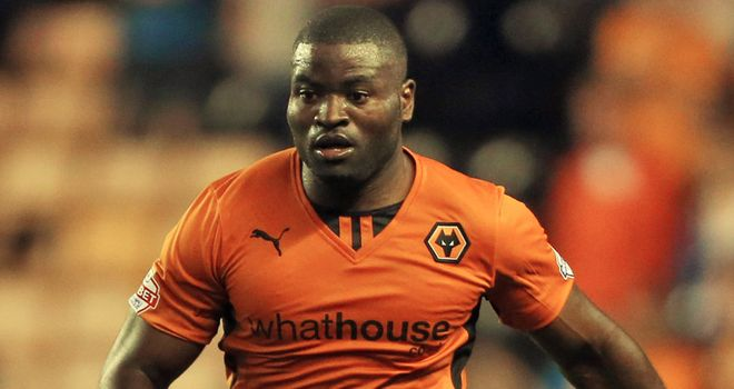George Elokobi: Spent six years at Molineux
