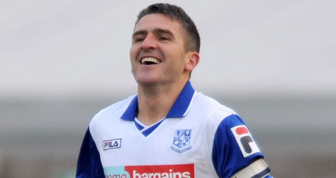 Ryan Lowe: Found the back of the net once again
