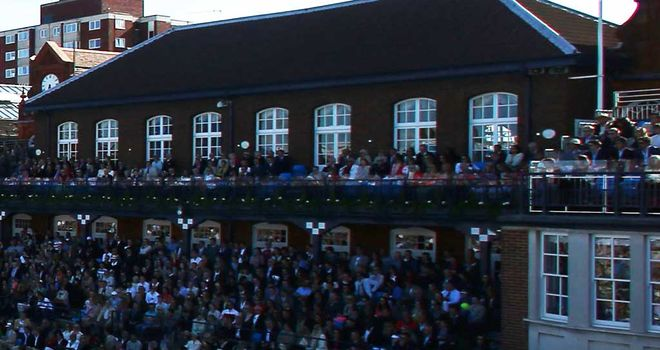 The Aegon Championships - held at Queen's Club in London
