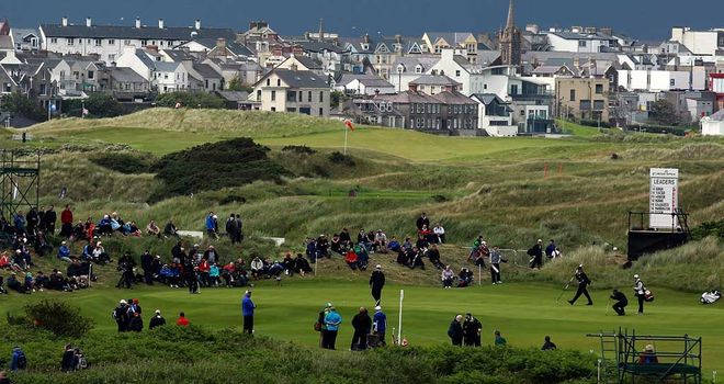 Royal Portrush: 2019 Open reports played down