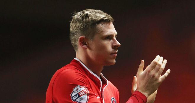 Simon Church: Among those to miss chances for Charlton