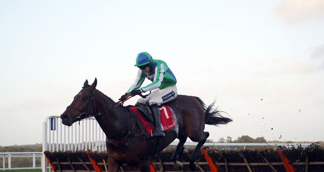 Zamdy Man: Dug deep to score at Haydock