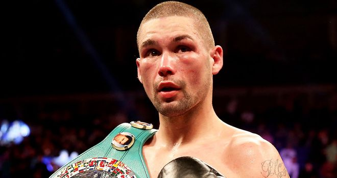 Tony Bellew: Challenges Adonis Stevenson for the WBC title on Saturday