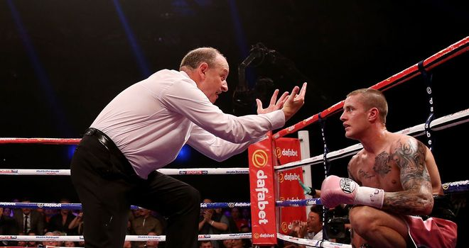 Ricky Burns: Point to prove in his comeback fight