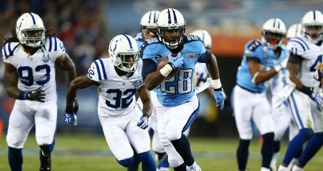 Chris Johnson joins the Jets from the Tennessee Titans