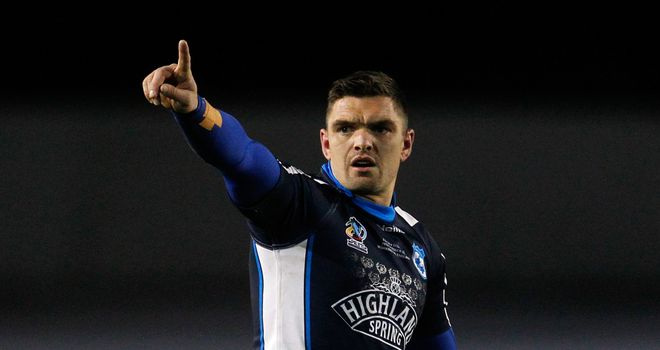 Danny Brough: Targeting a place in the quarter-finals