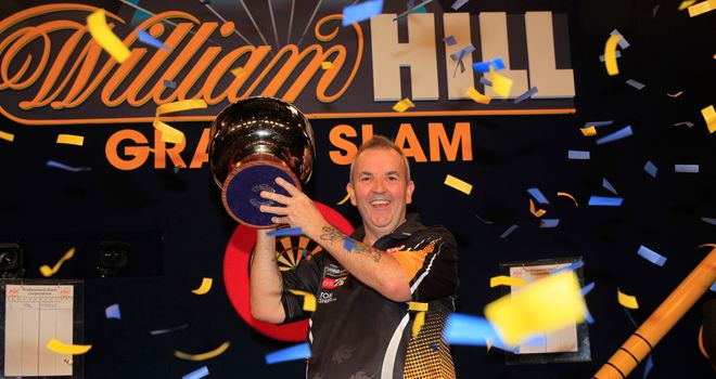 Taylor: claimed another major title in Wolverhampton